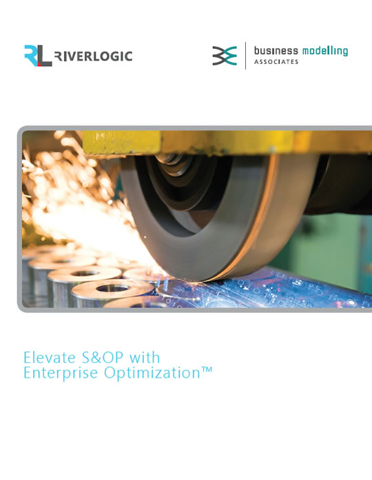 Elevate S&OP with Enterprise Optimisation White Paper