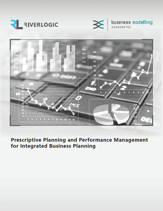 Prescriptive Planning & Performance Management for IBP White Paper