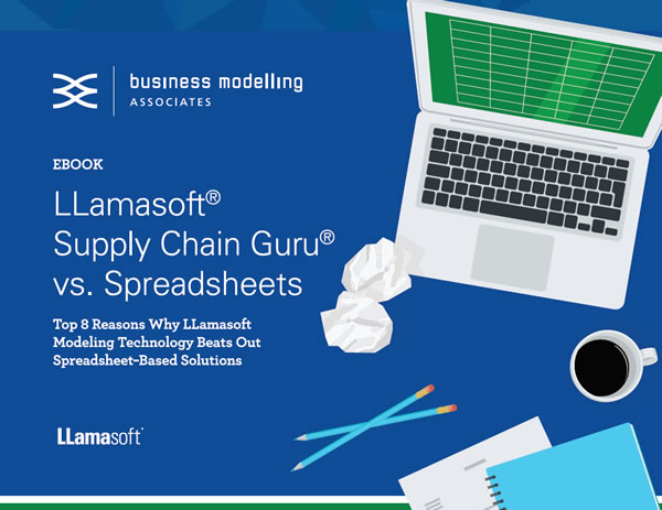 LLamasoft Supply Chain Guru vs. Spreadsheets White Paper